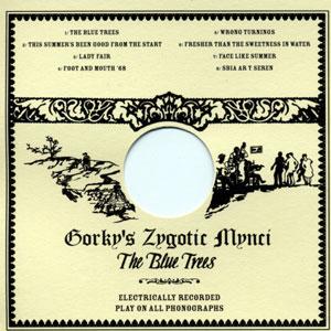 Gorky's Zygotic Mynci - Blue Trees