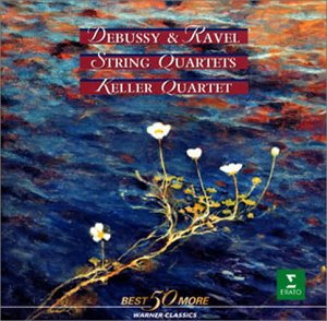 Keller Quartet - Debussy Quartets