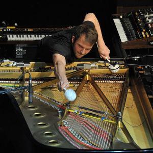 Nils Frahm(Photo: Chris Christodoulou)
