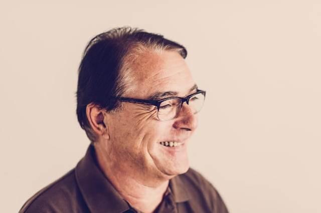 Wolfgang Flür, formerly of Kraftwerk