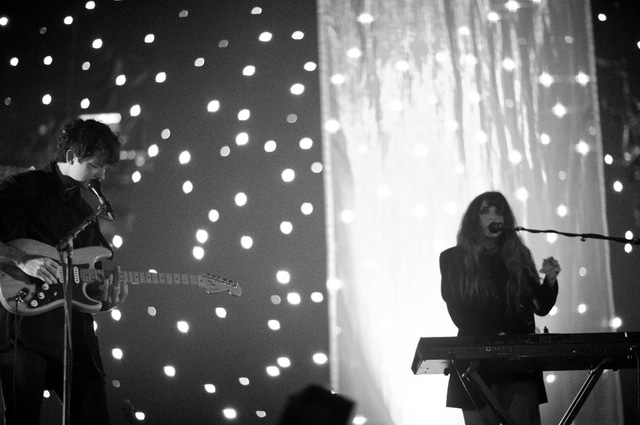 Beach House, live at Pitchfork Paris 2015
