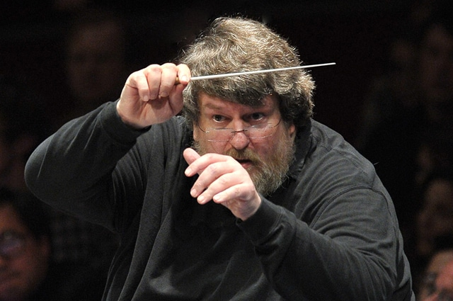 Oliver Knussen(Photo: Chris Christodoulou)