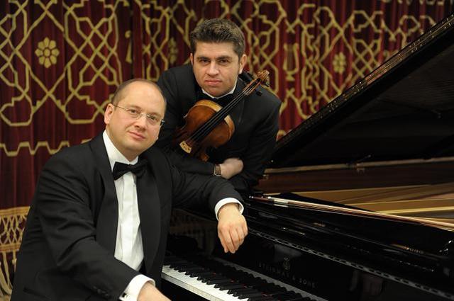 Eduard Stan & Remus Azoitei