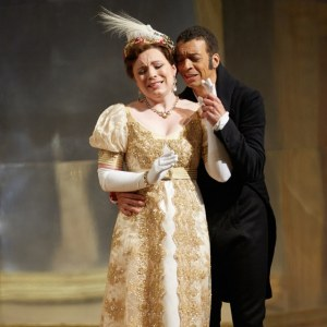 Natalya Romaniw & Roderick Williams(Photo: Mark Douet)