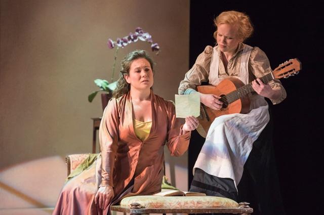 Susanna Fairbairn & Beate Mordal(Photo: Matthew-Williams-Ellis)