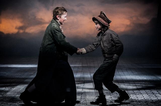 Charlie Barnard & Wesley Kent-Hargreaves(Photo: Robert Workman)