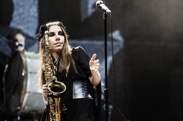 PJ Harvey at Primavera Sound 2016
