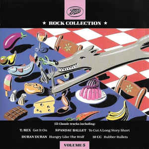 Boots Rock Collection Vol 5 1990