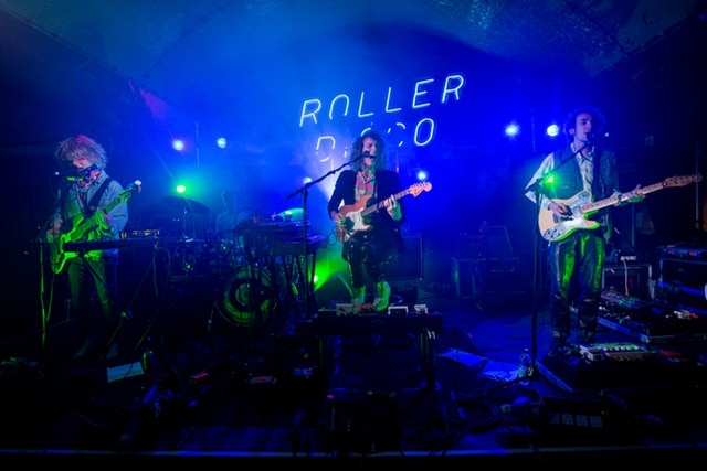 Mystery Jets at Dreamland's Roller Disco, By The Sea 2016