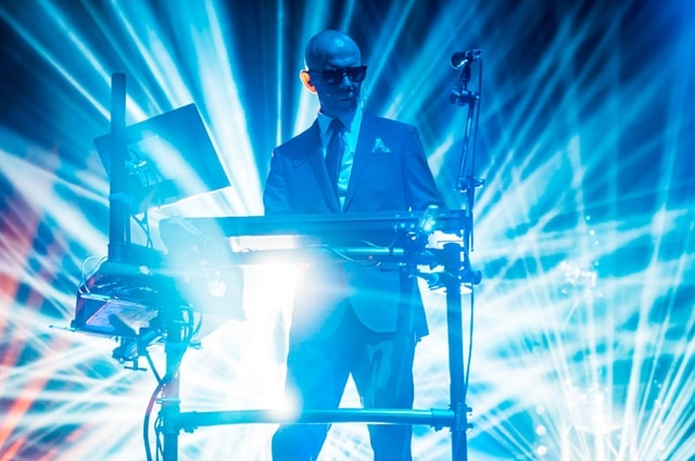 Erasure live at the Roundhouse, London