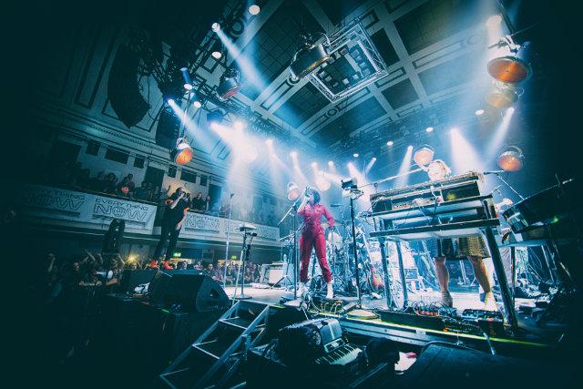 Arcade Fire, live at York Hall, London