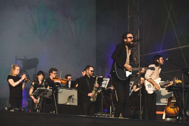 Father John Misty, live at All Points East 2018