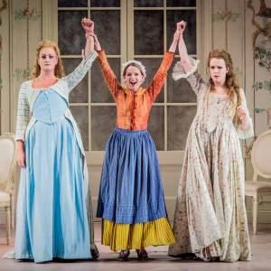 Eleanor Dennis, Sarah Tynan & Kitty Whately