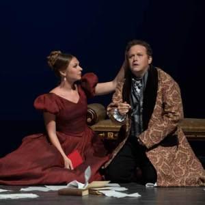 Peter Auty & Anna Sinitsyna