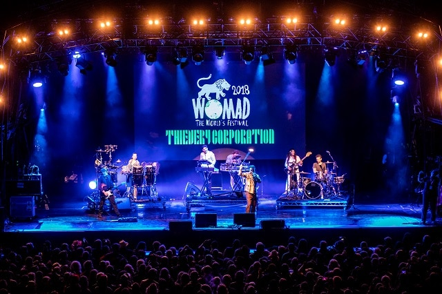 Thievery Corporation at WOMAD 2018