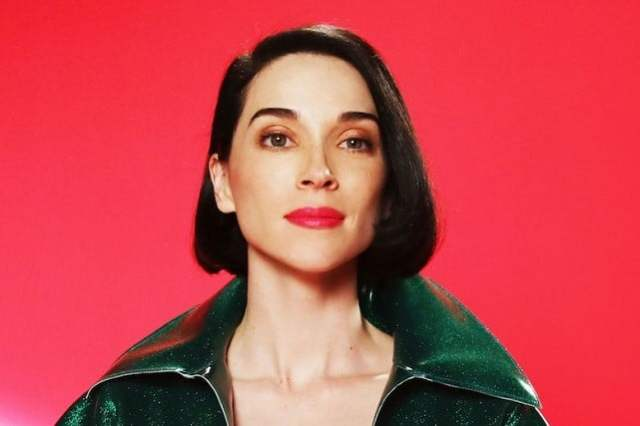 St. Vincent appears at Cadogan Hall on Tuesday 4th September