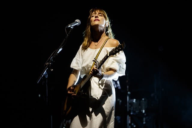 Feist, live at End Of The Road 2018 (Photo: Burak Cingi)