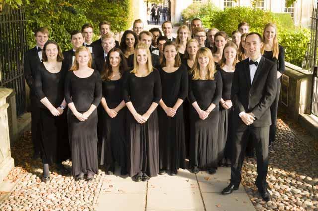 Clare College Cambridge Choir