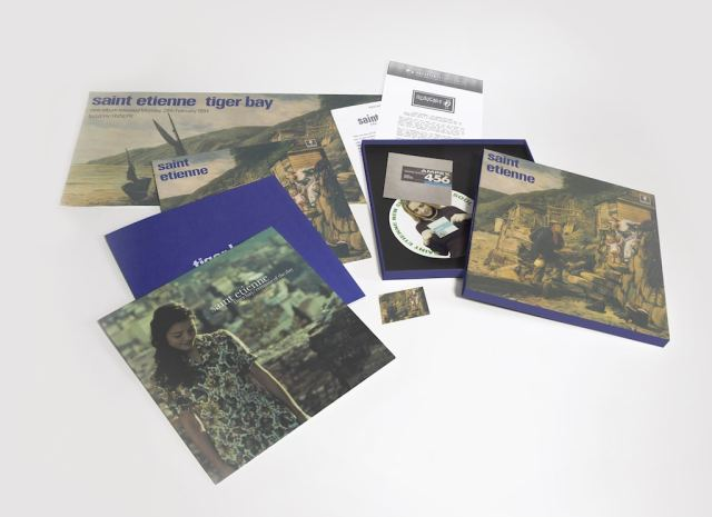 Tiger Bay - 25th anniversary boxed set