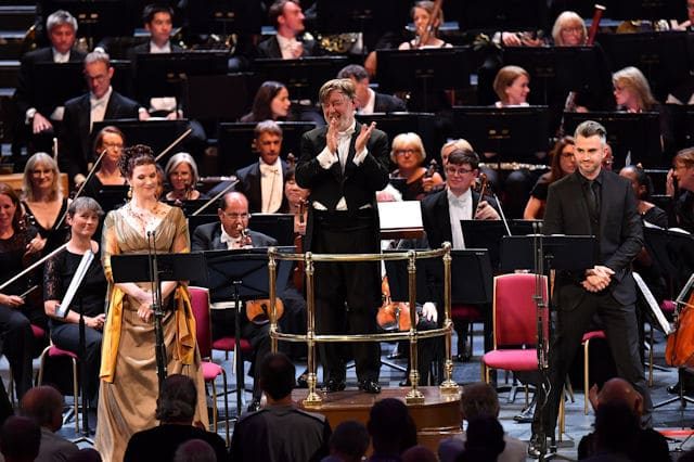 Sir Andrew Davis, BBC Symphony Orchestra, Stacey Tappan, Anthony Gregory