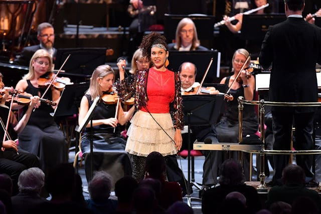 BBC Symphony Orchestra, Nora Fischer, Sakari Oramo