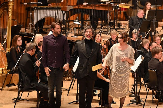David Tennant, Neil Gaiman, Amanda Palmer, BBC Symphony Orchestra