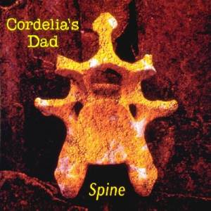 Cordelia's Dad - Spine