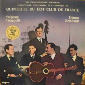 Django Reinhardt & Stephane Grapelli - Hot Club de France