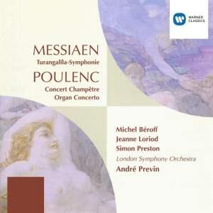Olivier Messaien - Turangalila Symphonie