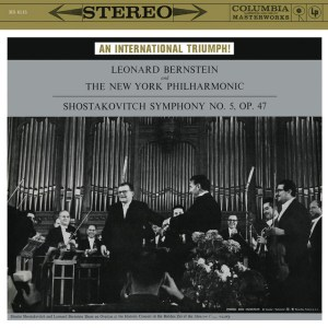 Bernstein - Shostakovich Symphony No 5