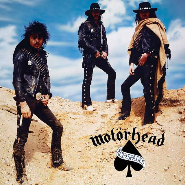 Motörhead - Ace Of Spades (40th Anniversary Deluxe Edition) | Album Reviews, Spotlights | musicOMH
