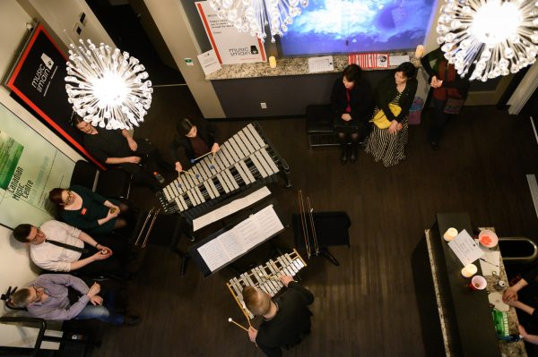 Driftwood Percussion, Roam: A New Music Pop-up Party