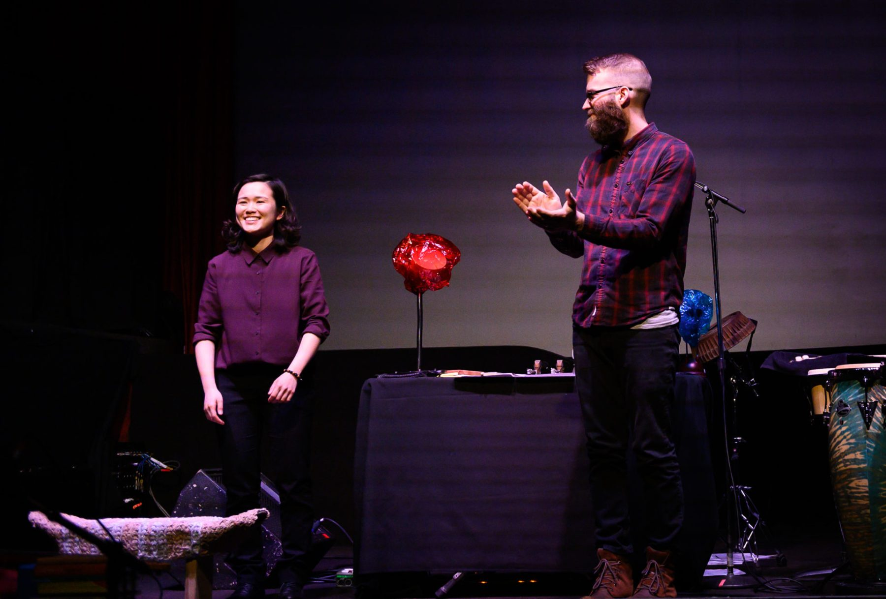 Julia Chien & Aaron Graham, Emerge on Main 2019