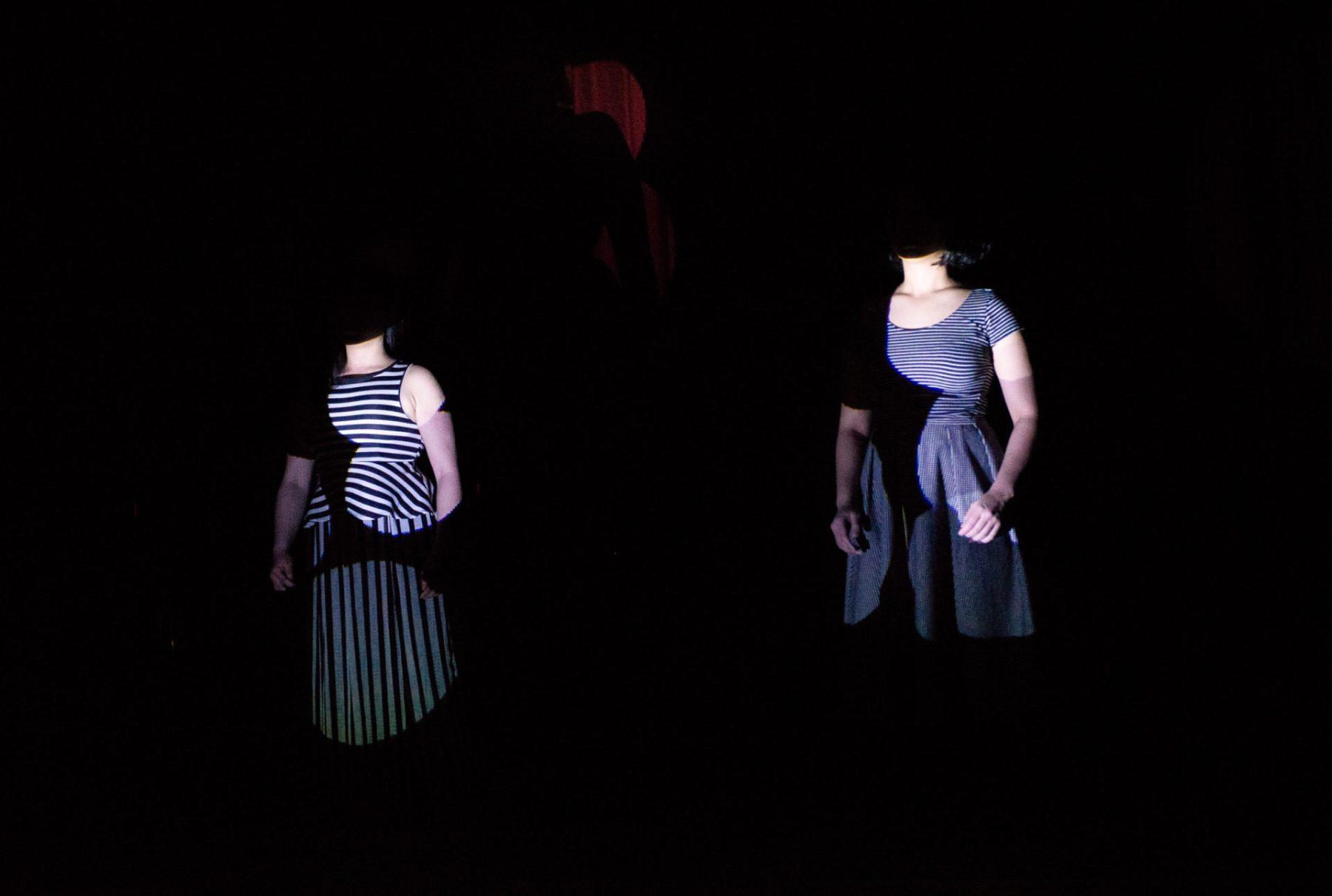 Nancy Tam, Anjela Magpantay, Walking at Night by Myself 2018