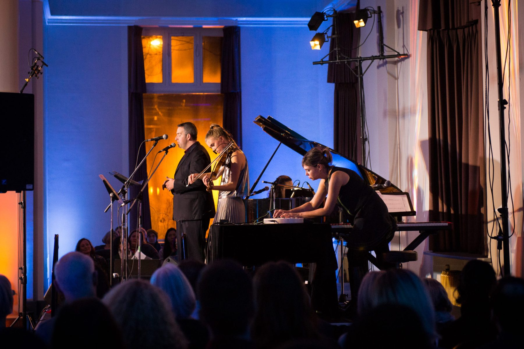 Nicole Lizée, Carman J. Price, Wallgrin & Rachel Kiyo Iwaasa, Music for the Winter Solstice 2017