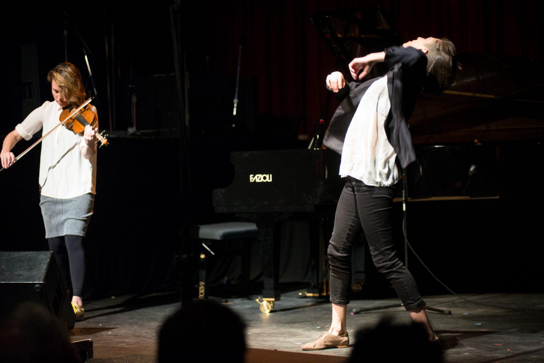 Caroline Shaw & Vanessa Goodman, One Night Stand