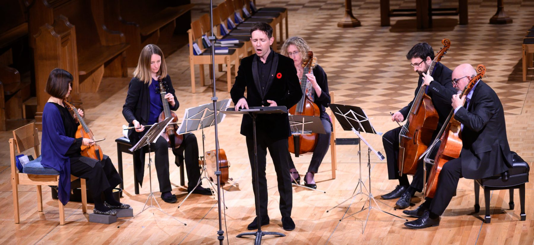 Iestyn Davies & Fretwork, Purcell & Nyman: Music After Awhile, Modulus Festival 2019