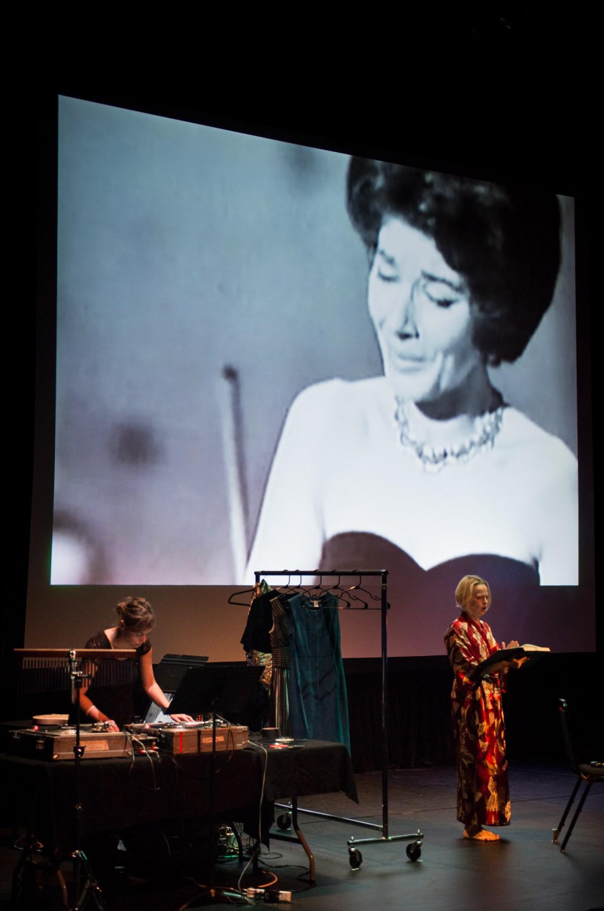 Nicole Lizée, Carla Huhtanen, La Callas Fantasie