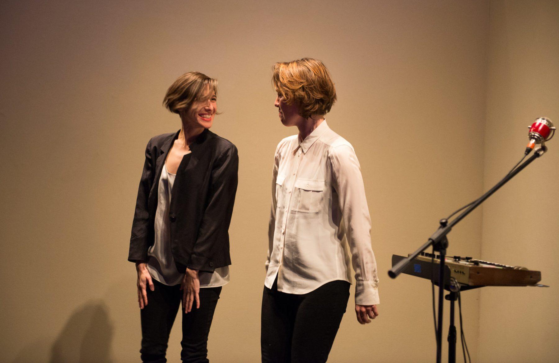 Vanessa Goodman & Caroline Shaw, Dance Modulus Dance