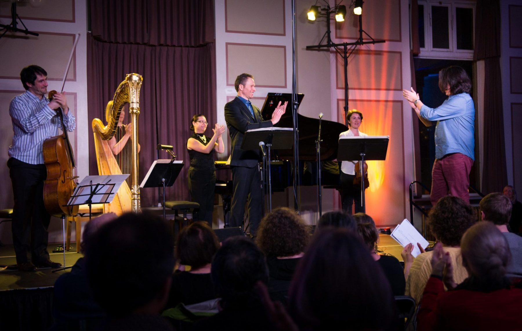 Ariel Barnes, Heidi Krutzen, Rachel Kiyo Iwaasa, Steve Maddock, Caroline Shaw & Alfredo Santa Ana, Music for the Winter Solstice 2014