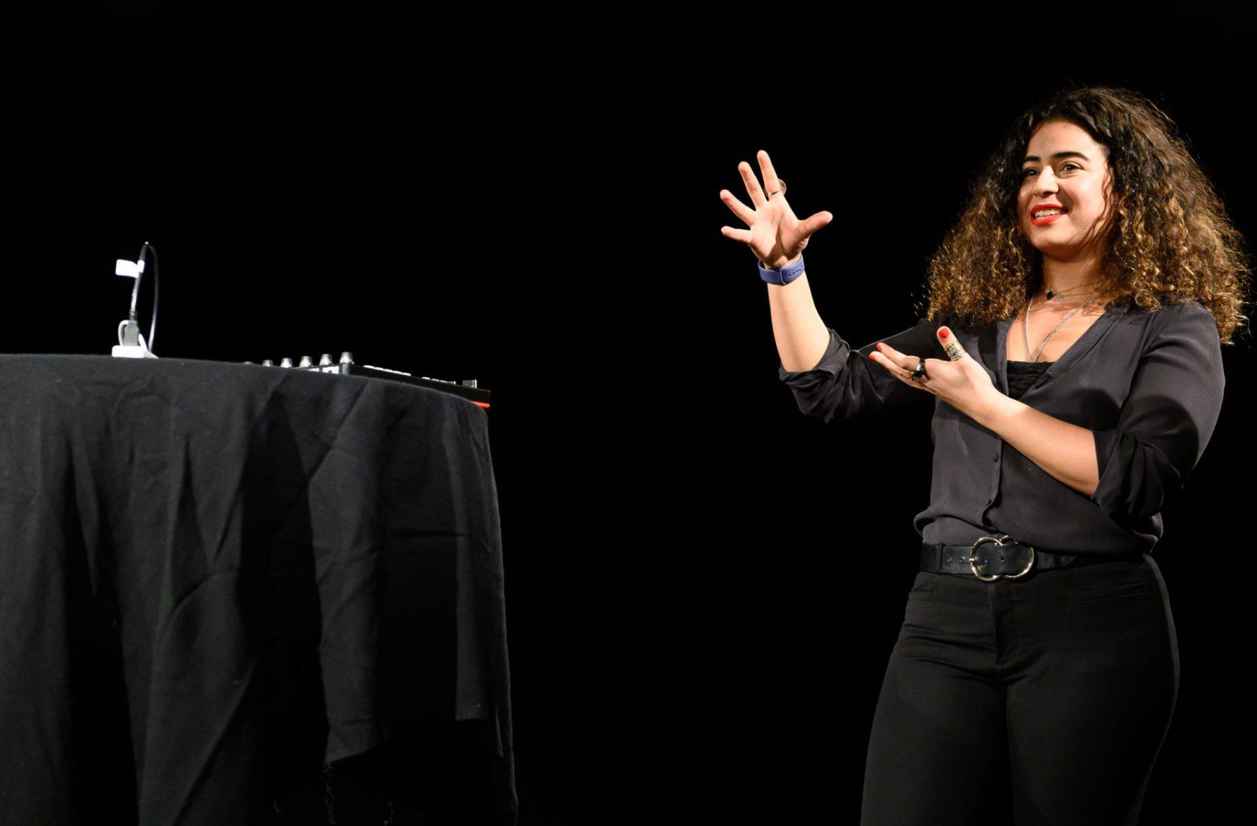 Kimia Koochakzadeh-Yazdi at Still Life with Avalanche