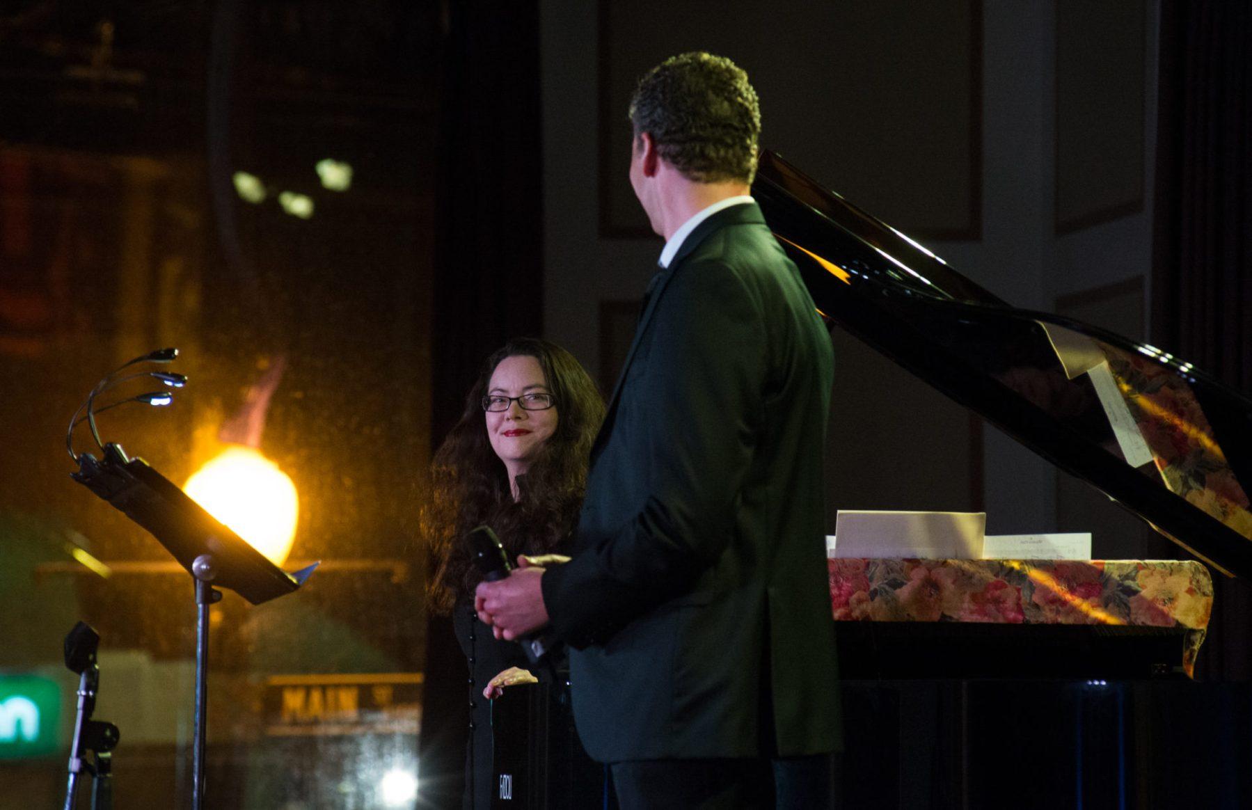 Rachel Kiyo Iwaasa & Steve Maddock, Music for the Winter Solstice 2015