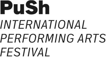 PuSh International Performing Arts Festival Logo