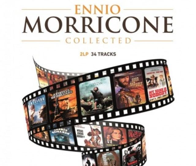 Original Soundtrack Ennio Morricone Collected