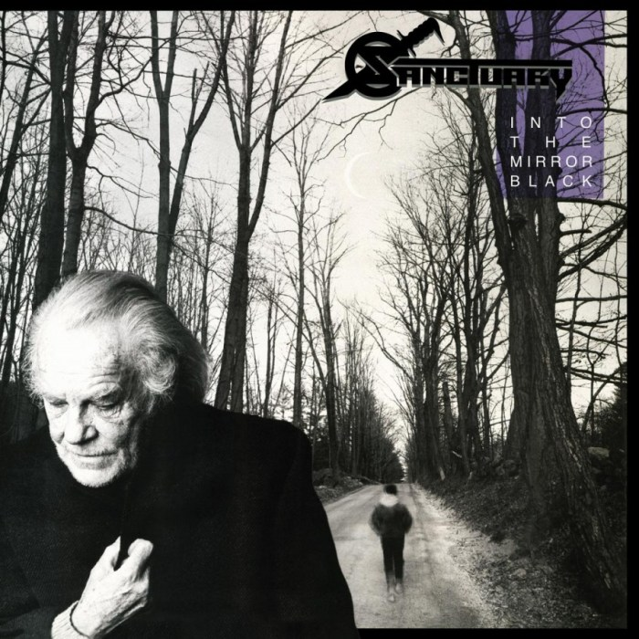 Image result for Sanctuary – Into the Mirror Black