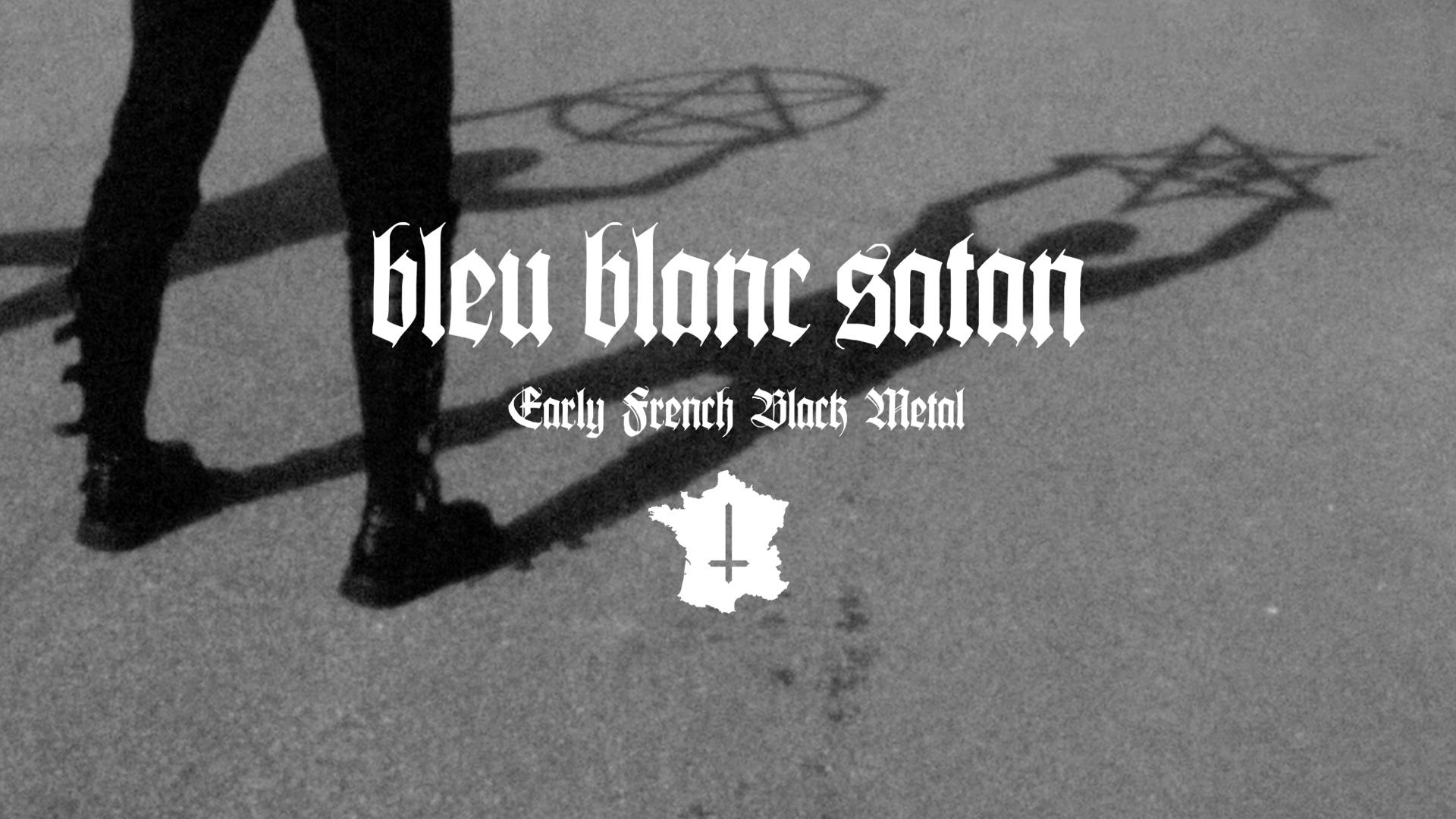 Cover Bleu Blan Satan