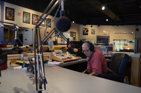 King Biscuit Time Radio-LaSalle Geographic