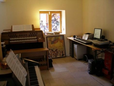 Musicréa salle Kawaï