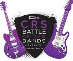 "CRS Announces 2013 ""CRS Battle of the Bands"" Lineup"