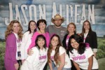 Aldean Raises Money For New Orleans Breast Cancer Victims